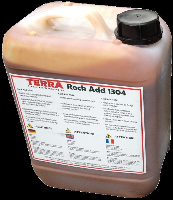 HDD Horizontal Directional Drilling > TERRA-ROCK Additive > TERRA Rock Add 1304 (5ltr)