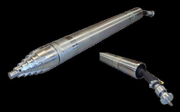 Underground Piercing Tools (Moles) > Underground Piercing Tools (Moles) > TERRA-HAMMER TU 155 F