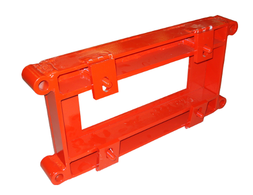Directional Rod Pusher > Accessories > Wall flange
