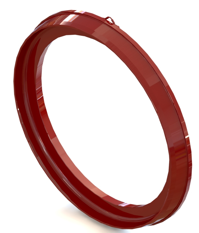 Steel Pipe Ramming Systems > Ram Rings Lock-In System > Ram ring 1765-1805