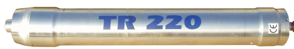 Steel Pipe Ramming Systems > Rams > TERRA-HAMMER TR 220